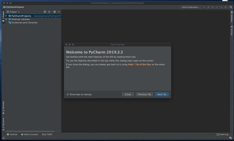 How to setup PyCharm in 15 minutes tip 62bb4508a70c3924390ece3d06601718 800