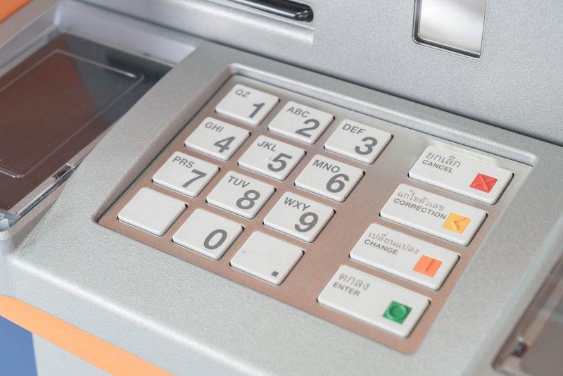 Pincodes in de bankwereld @ Designed by Topntp26
