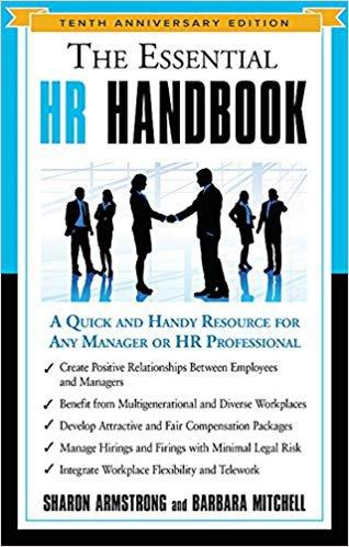 The Essential HR handbook door Sharon Armstrong, Barbara Mitchell