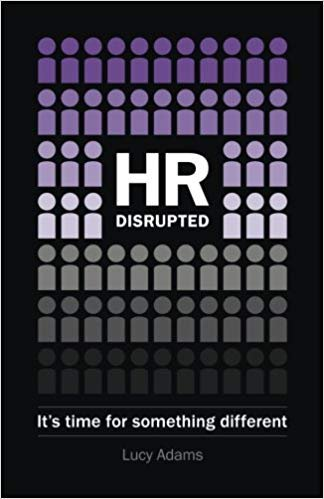 HR disrupted door Lucy Adams