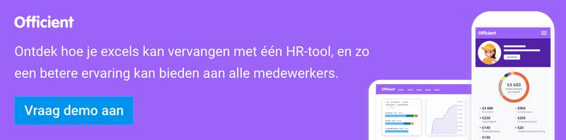 Ontdek hoe Officient helpt HR spreadsheets vervangen en verbeteren