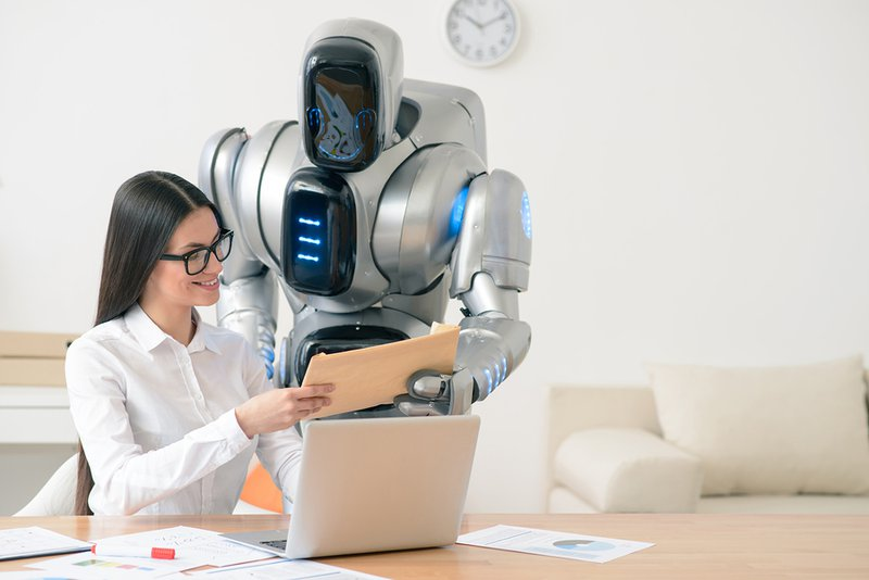 Hoe groot is de kans dat jouw job wordt overgenomen door robots? @ https://www.google.be/url?sa=i&rct=j&q=&esrc=s&source=images&cd=&ved=2ahUKEwjfnqDghYjeAhULZFAKHQdKAWgQjRx6BAgBEAU&url=https%3A%2F%2Fwww.jobs.ca%2Freplaced-robot-at-work%2F&psig=AOvVaw1YPYb-jGtnAOVUx75-t422&ust=1539679063554801
