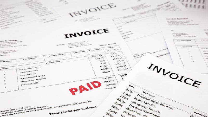 optimizing invoices