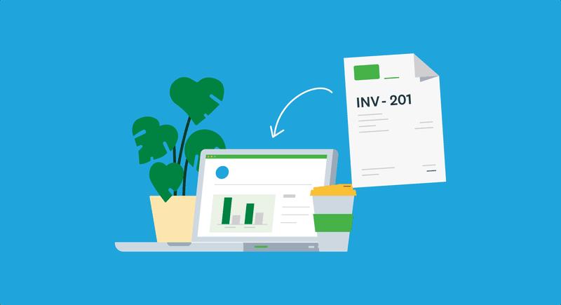 balance forward invoicing