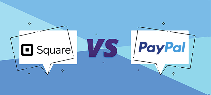paypal and square