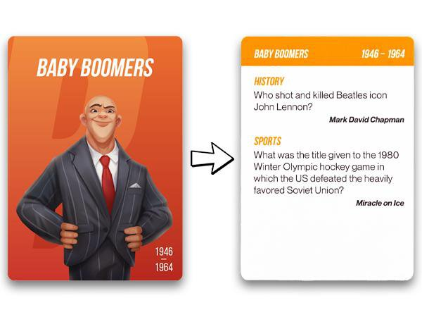 OK Boomer Playing Cards