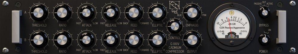 Gyraf G24 mixanalog GUI