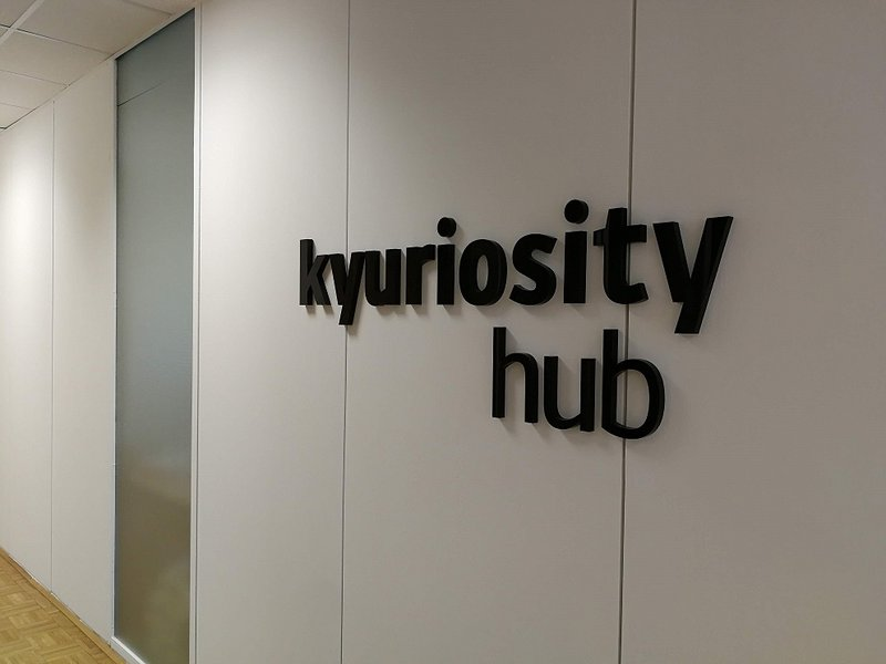 Kyuriosity Hub offers office space to startups