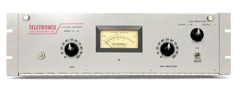 Teletronix Vintage LA-2A opto compressor