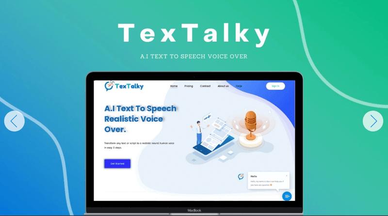 TexTalky Text to Speech Program