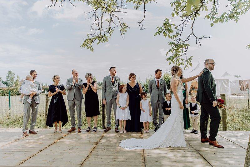 Fotograaf trouwfeest - LUX Visual Storytellers - House of Weddings
