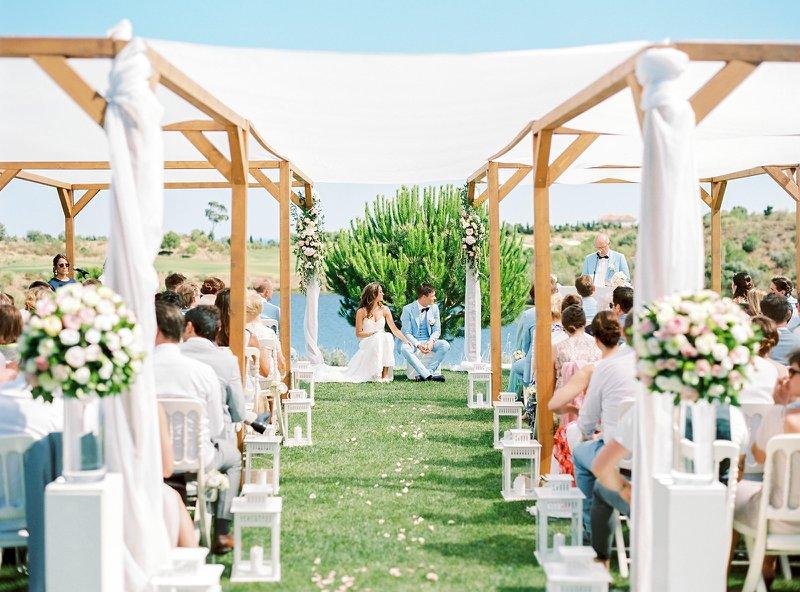 Bruiloft in het buitenland - Wedding Planner: Art of Events - Fotograaf: Wesley Nulens Fotografie - House of Weddings