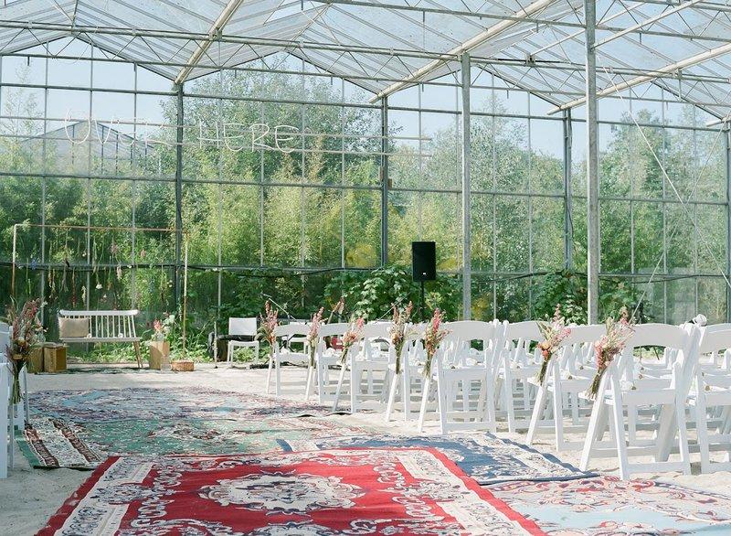 5 thema's voor decoratie op jouw bruiloft - House of Weddings
