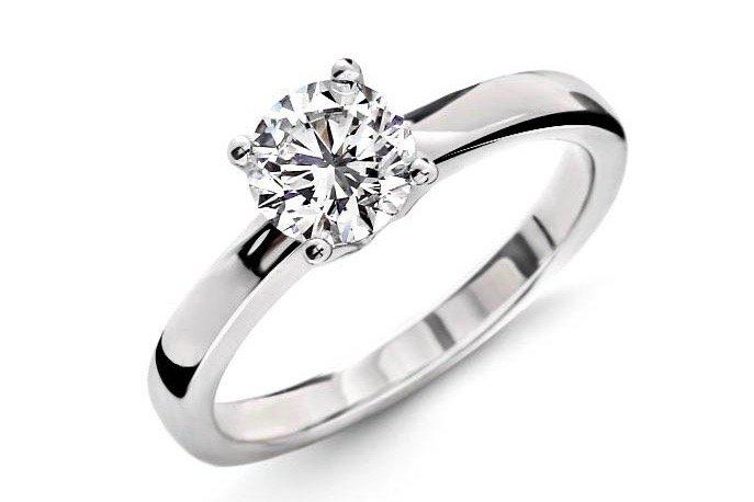 Juwelier Vandromme - Verlovingsring - House of Weddings