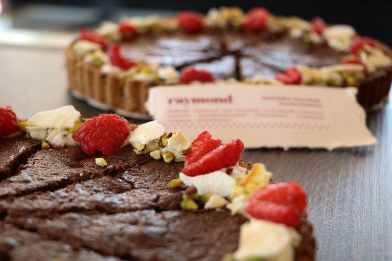 Chocoladetaart guilty free -  Smaken huwelijkstaarten - Madam Bakster - House of Weddings