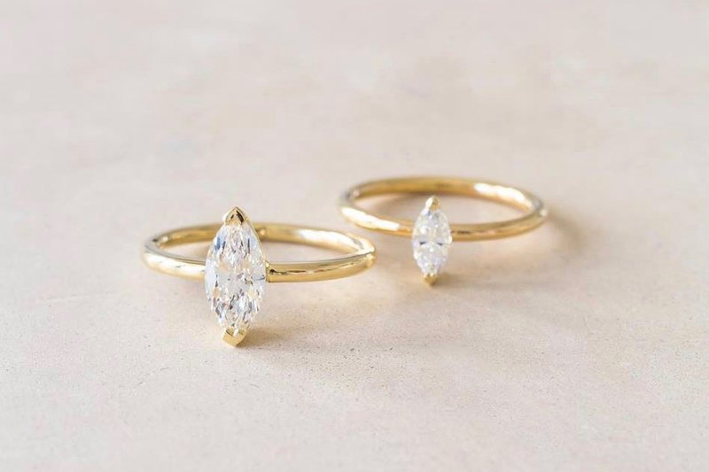 Elliot & Ostrich Jewellery - Verlovingsring - House of Weddings