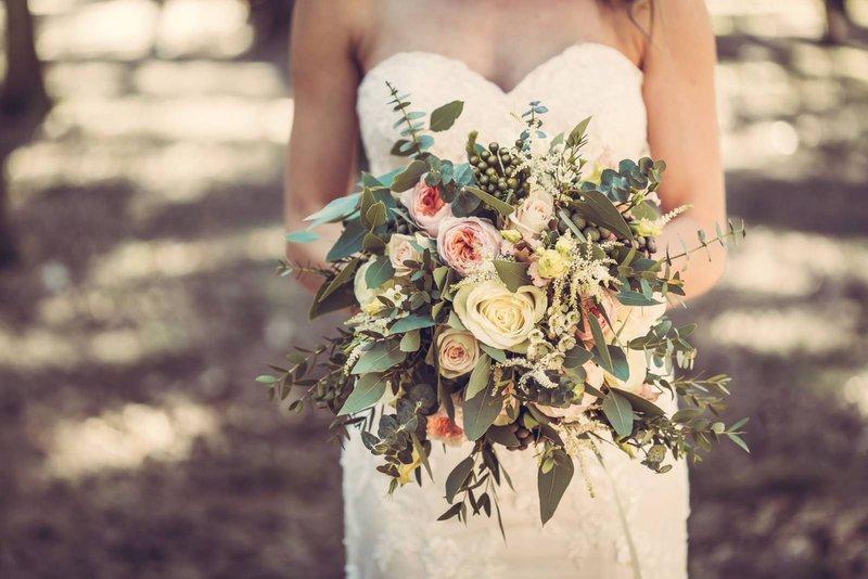 Wildboeket huwelijk - Carpe Diem - House of Weddings
