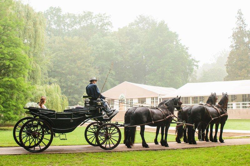 Trouwkoets - House of Weddings