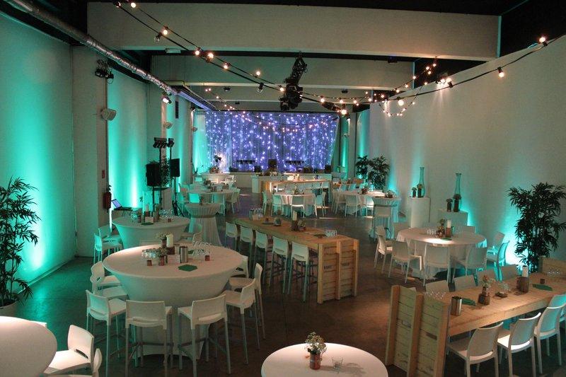 Watt 17 - Industriële feestzaal te Heusden-Zolder - Huwelijksfeest - House of Weddings