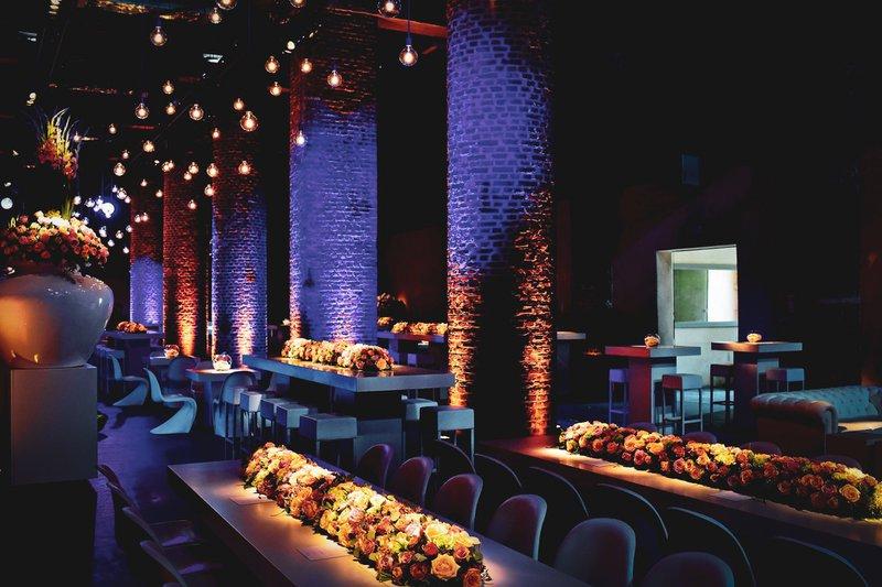7x licht op je huwelijk - Wedding Planner: Absolutely Fabulous Weddings - Licht & Geluid: Blue Moon - House of Weddings