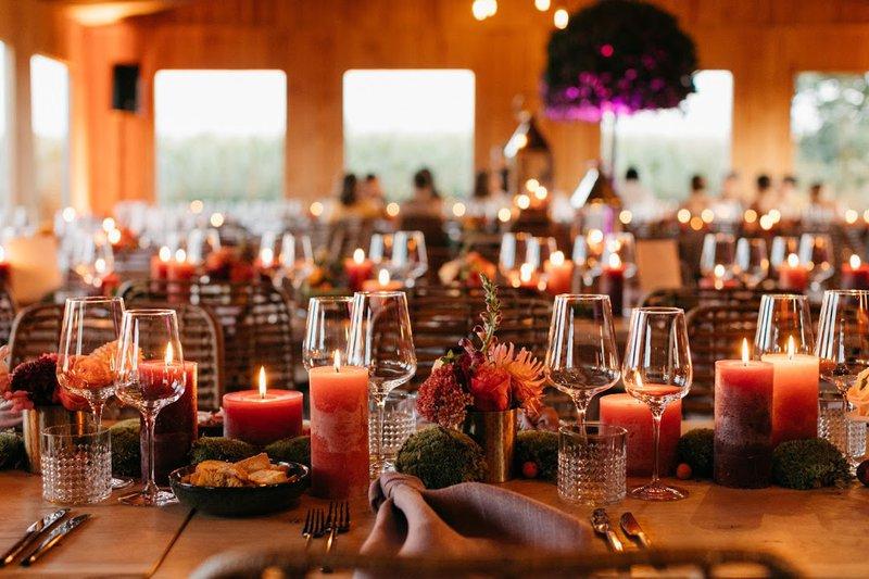 Van lentehuwelijk naar herfsthuwelijk: 5 tips! - House of Weddings