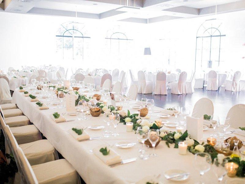 Luxueuze, charmante feestzaal in Houthalen-Helchteren - De Barrier - House of Weddings