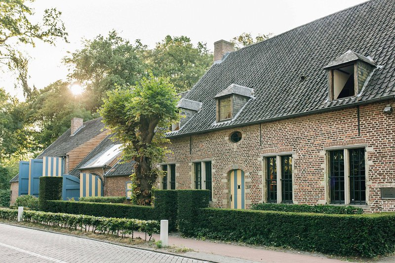 Majestueuze hoeve met moderne elementen - Flinckheuvel - House of Weddings