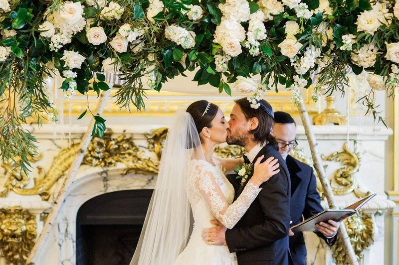 Jawoord bruidspaar ceremonie - Real Wedding - Elisabeth & Bill - Gert huygaerts - House of Weddings