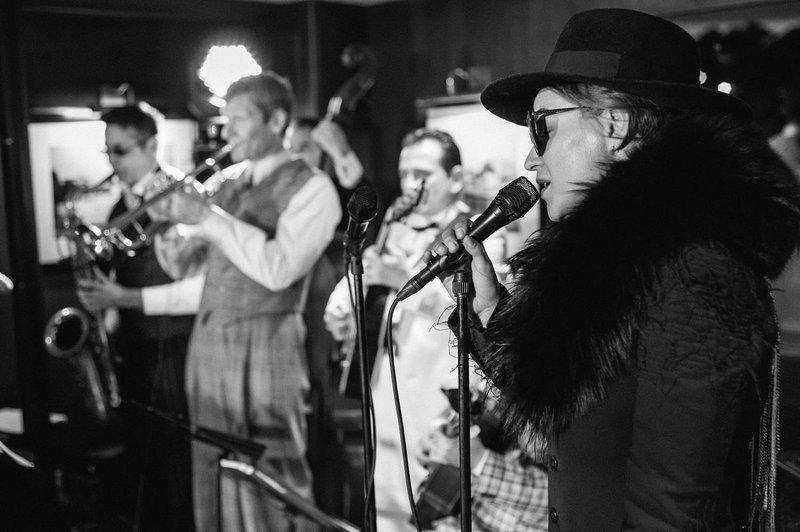 Jazzmuzikanten - Real Wedding - Elisabeth & Bill - Gert huygaerts - House of Weddings