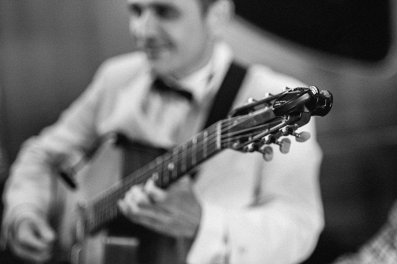 Live muzikant - Real Wedding - Elisabeth & Bill - Gert huygaerts - House of Weddings