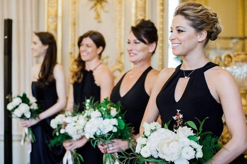 5 Tips voor het kiezen van je bruidsmeisjes - Wedding Planner: Absolutely Fabulous Weddings - Fotograaf: Elisabeth Van Lent - House of Weddings