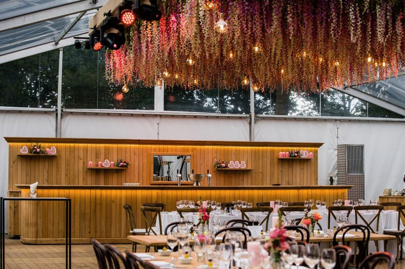 7x licht op je huwelijk - Licht & Geluid: Swing - House of Weddings