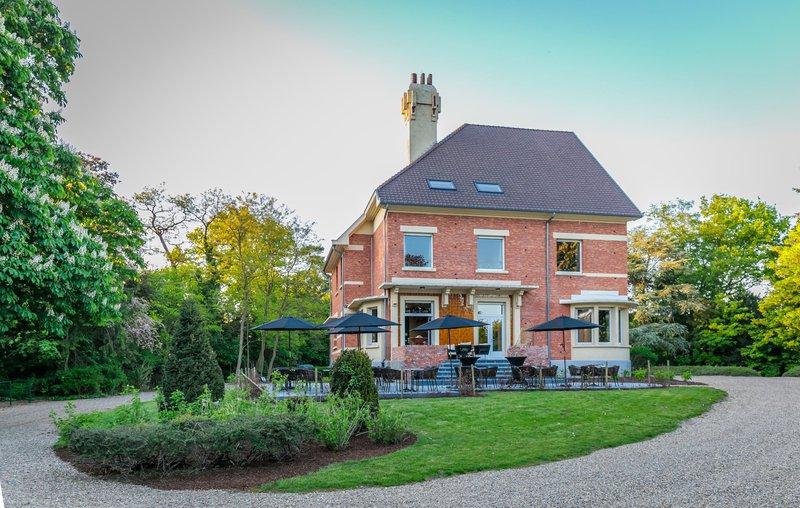 Domein Villa Zwart Goud - House of Weddings