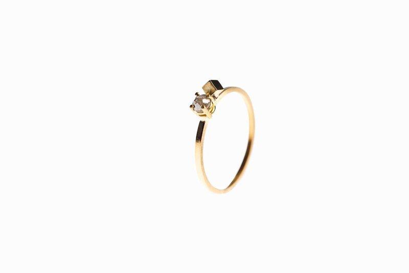 ring, trouwring, verlovingsring - Lore Van Keer