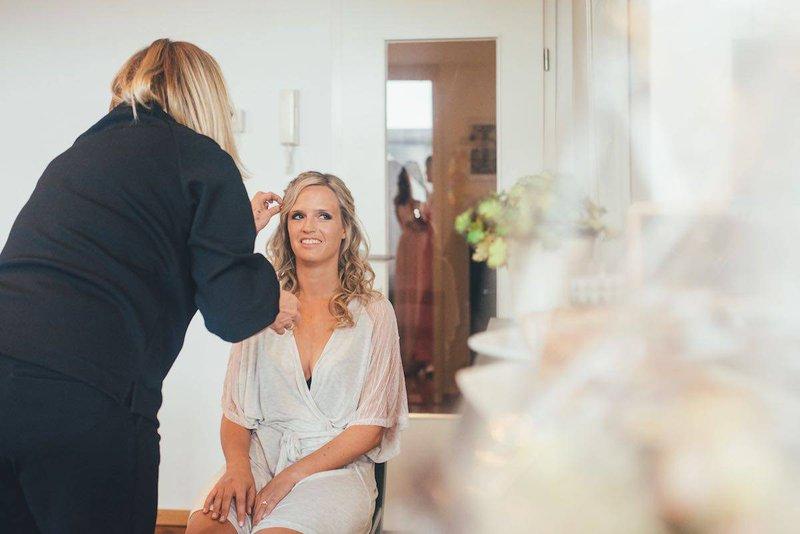 Proefmake-up voor de bruid? Doen! - House of Weddings