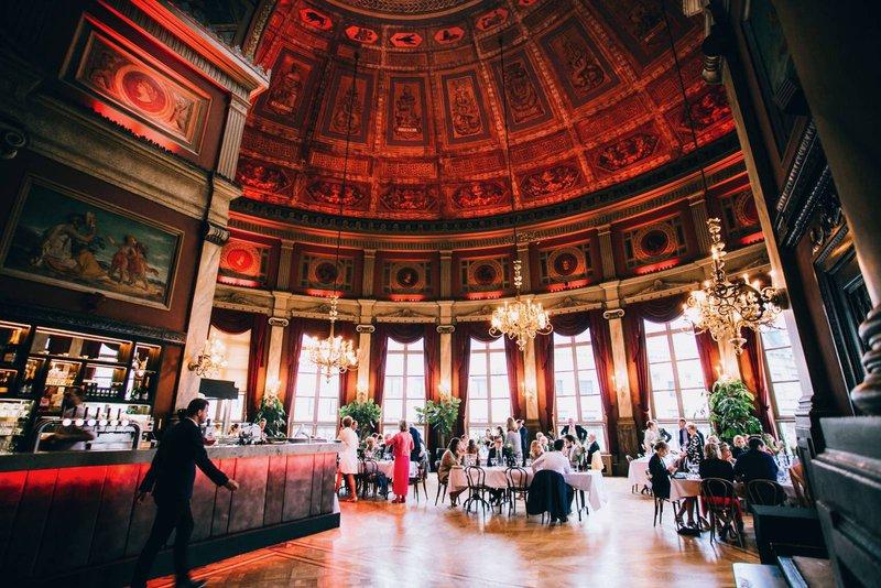 Bourla Schouwburg - historische trouwlocaties van Antwerpen - House of Weddings