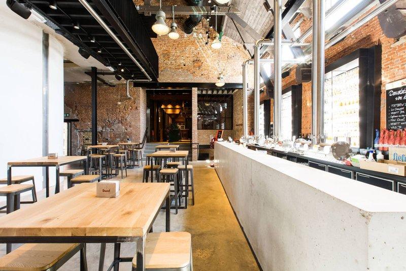 Stadsbrouwerij De Koninck - historische trouwlocaties van Antwerpen - House of Weddings