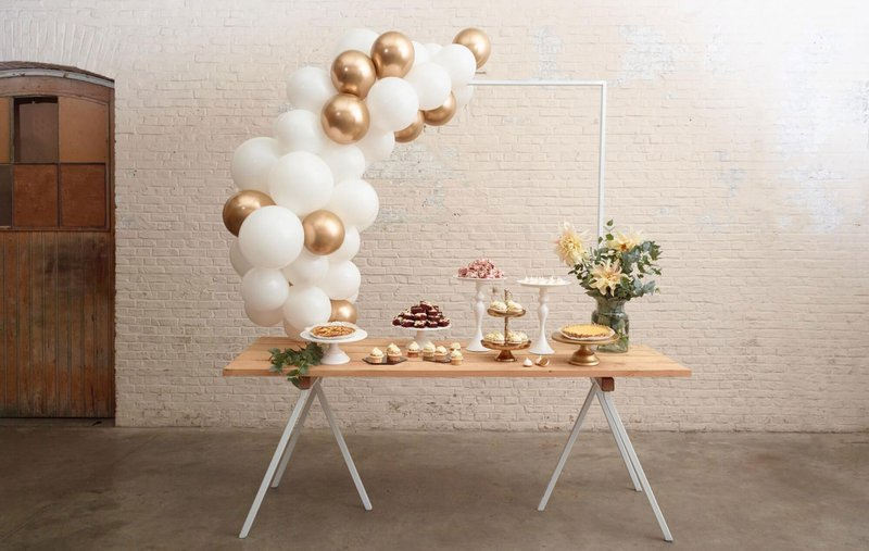 Julie's Sweet Table - Zoetigheden - Taarten - Originele bruidstaarten - House of Weddings