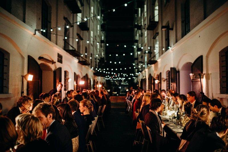 Felix Pakhuis - historische trouwlocaties van Antwerpen - House of Weddings