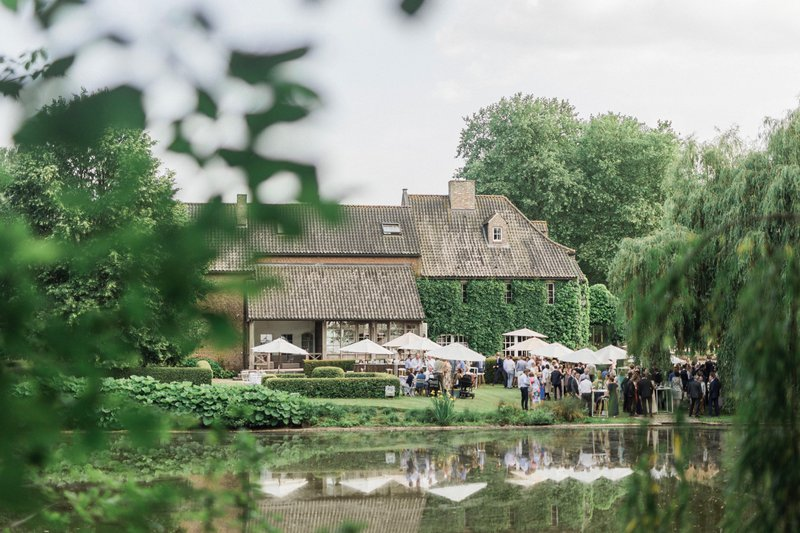 Charmante oude hoeve in Henegouwen - La Ferme de Balingue - House of Weddings