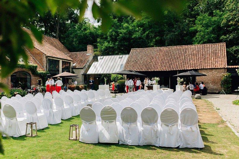 Flinckheuvel - historische trouwlocaties van Antwerpen - House of Weddings