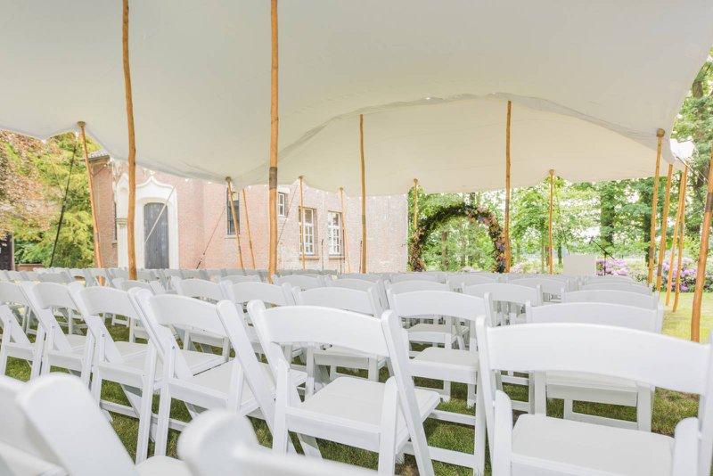 Provence wedding in Hof ten Laere - House of Weddings