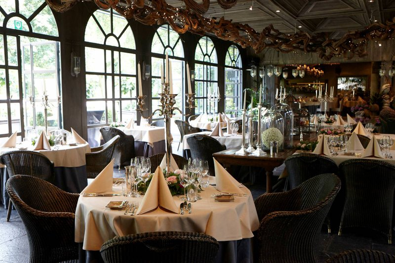 Hof ten Damme - historische trouwlocaties van Antwerpen - House of Weddings