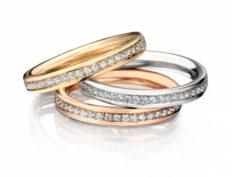 Juwelier Vandromme - Moderne trouwring - House of Weddings