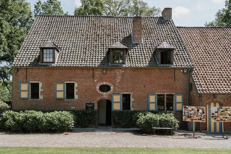 Lichtrijke feestzaal in Antwerpen - Flinckheuvel - House of Weddings