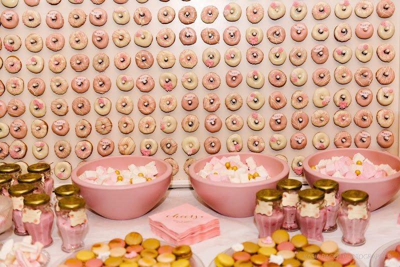 Leuke eyecatchers op je huwelijk - Donutwall - House of Weddings