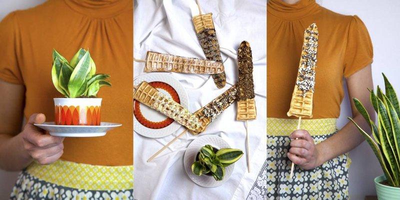 Wafels van Ons Lucy - Foodtrucks desserts - House of Weddings