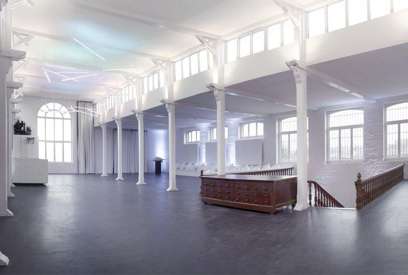 Lichtrijke, industriële locatie Gent - LUX - House of Weddings