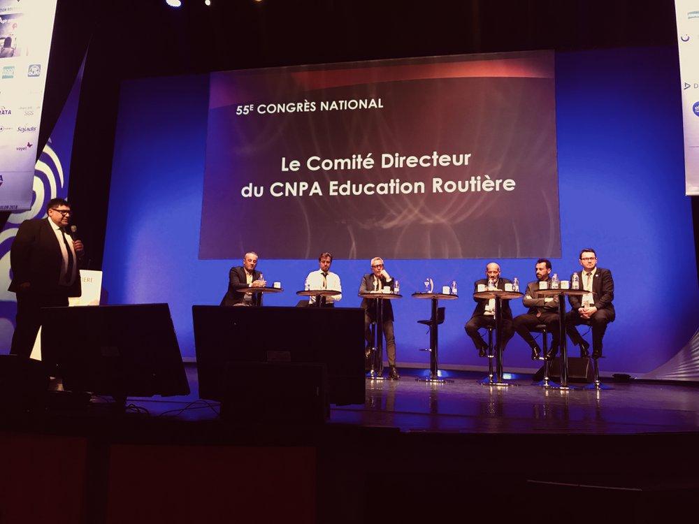 Congrés CNPA - Comité Directeur
