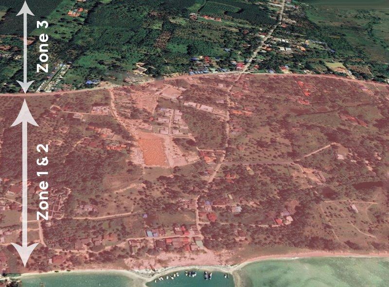 règles de construction à Koh Samui : règles de zonage